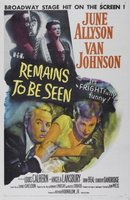 Remains to Be Seen movie poster (1953) picture MOV_cd99b3f9