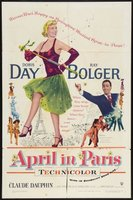 April in Paris movie poster (1952) picture MOV_cda3bb96