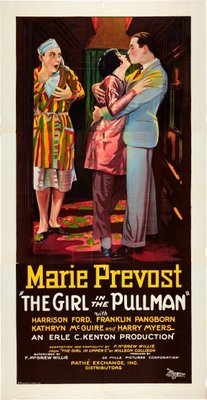 The Girl in the Pullman movie poster (1927) poster MOV_cdaa2e3e