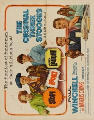 Stop! Look! and Laugh! movie poster (1960) poster MOV_cdabcde6