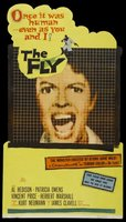 The Fly movie poster (1958) picture MOV_cdbe2028