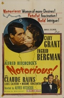 Notorious movie poster (1946) picture MOV_73c6ce36
