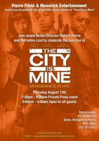 The City Is Mine movie poster (2008) picture MOV_cdc82e4b