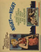 Night After Night movie poster (1932) picture MOV_cdc85f2a