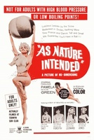 Naked as Nature Intended movie poster (1961) picture MOV_cdc8e3a0