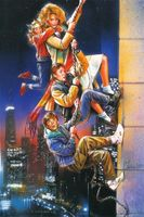 Adventures in Babysitting movie poster (1987) picture MOV_cdca4b49