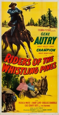 Riders of the Whistling Pines movie poster (1949) poster MOV_cdccdba8