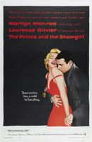 The Prince and the Showgirl movie poster (1957) picture MOV_c9430845