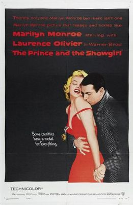 The Prince and the Showgirl movie poster (1957) poster MOV_cdcd934f