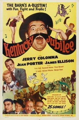 Kentucky Jubilee movie poster (1951) poster MOV_cdcda7a1