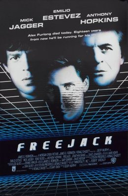 Freejack movie poster (1992) poster MOV_cdced55d