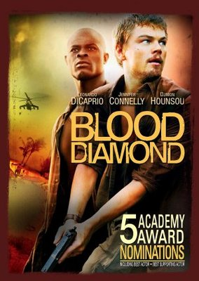 Blood Diamond movie poster (2006) poster MOV_cdcf33f5