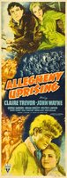 Allegheny Uprising movie poster (1939) picture MOV_fe8e3363