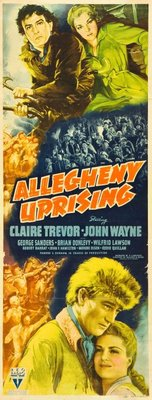 Allegheny Uprising movie poster (1939) poster MOV_cdd9f060