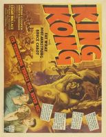 King Kong movie poster (1933) picture MOV_cde15895