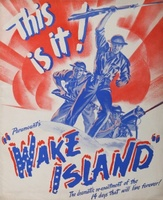 Wake Island movie poster (1942) picture MOV_cde2833a