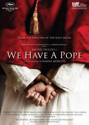 Habemus Papam movie poster (2011) poster MOV_cde40177