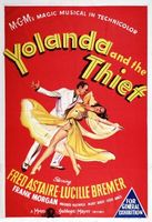 Yolanda and the Thief movie poster (1945) picture MOV_cde90a35