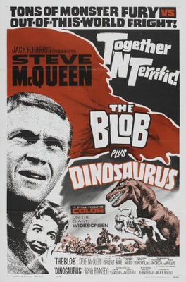 Dinosaurus! movie poster (1960) poster MOV_cdef7261
