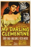 My Darling Clementine movie poster (1946) picture MOV_cdefd69d