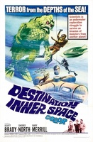 Destination Inner Space movie poster (1966) picture MOV_cdf2803d