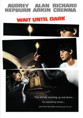 Wait Until Dark movie poster (1967) poster MOV_cdff1a1c