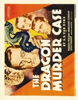The Dragon Murder Case movie poster (1934) picture MOV_cdff9dd2