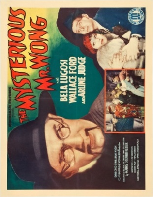 The Mysterious Mr. Wong movie poster (1934) poster MOV_ce02f857