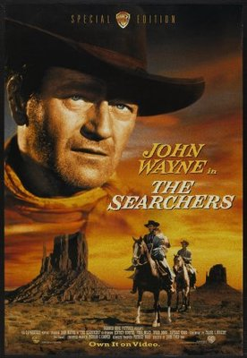 The Searchers movie poster (1956) poster MOV_ce030556