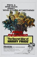 The Secret War of Harry Frigg movie poster (1968) picture MOV_ce0372ad