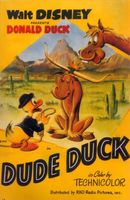 Dude Duck movie poster (1951) picture MOV_ce0aa872