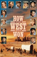 How the West Was Won movie poster (1962) picture MOV_ce0c62bd