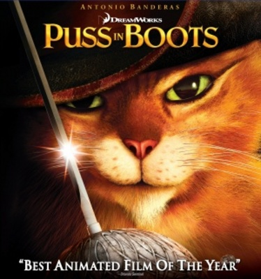 Puss in Boots movie poster (2011) poster MOV_ce0d35a2