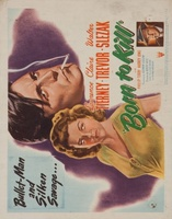 Born to Kill movie poster (1947) picture MOV_bcae9409