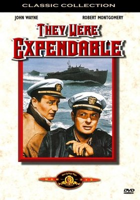 They Were Expendable movie poster (1945) poster MOV_ce1285bb
