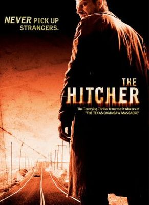 The Hitcher movie poster (2007) poster MOV_ce12ca9c