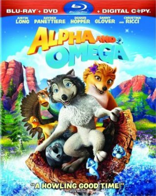 Alpha and Omega movie poster (2010) poster MOV_ce13399e