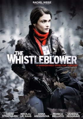 The Whistleblower movie poster (2010) poster MOV_ce166ba4