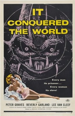 It Conquered the World movie poster (1956) poster MOV_ce1783aa