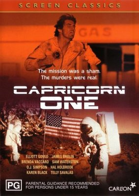 Capricorn One movie poster (1978) poster MOV_ce18b5e2