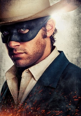 The Lone Ranger movie poster (2013) poster MOV_ce18e171