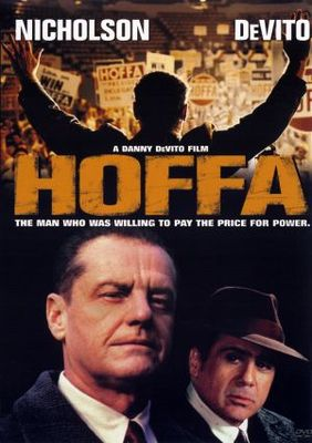 Hoffa movie poster (1992) poster MOV_ce195efc