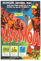 Karamoja movie poster (1955) picture MOV_ce1af049