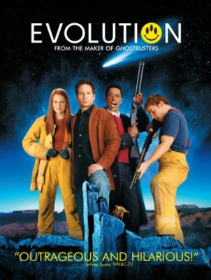 Evolution movie poster (2001) poster MOV_ce244200