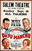 The Mysterious Dr. Fu Manchu movie poster (1929) picture MOV_ce245e5b