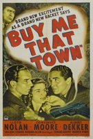 Buy Me That Town movie poster (1941) picture MOV_ce2bfe33