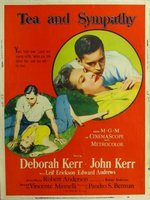 Tea and Sympathy movie poster (1956) picture MOV_ce2cdb2e