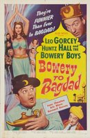 Bowery to Bagdad movie poster (1955) picture MOV_ce30a13c