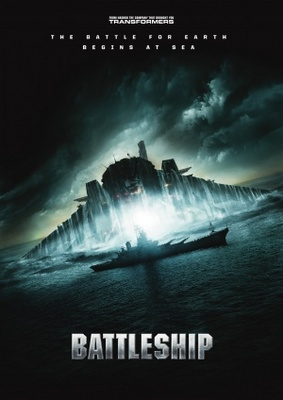 Battleship movie poster (2012) poster MOV_ce31f4b1