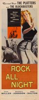 Rock All Night movie poster (1957) picture MOV_ce328c7d